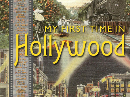 MUST READ: Cari Beauchamp's My First Time in Hollywood
