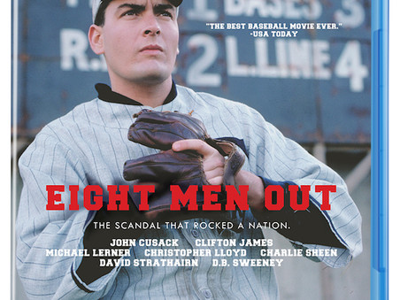 EIGHT MEN OUT gets a Blu-ray edition!