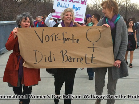 Vote for Didi Barrett March 20, 2012