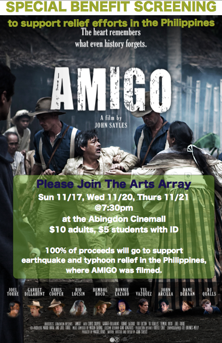 tabloid amigo poster