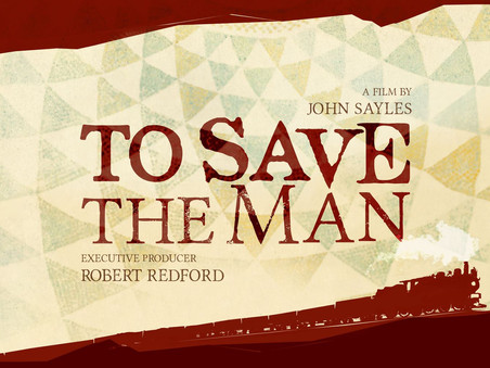 TO SAVE THE MAN Facebook Page is Live