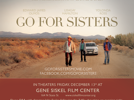 GO FOR SISTERS — More Cities Added!