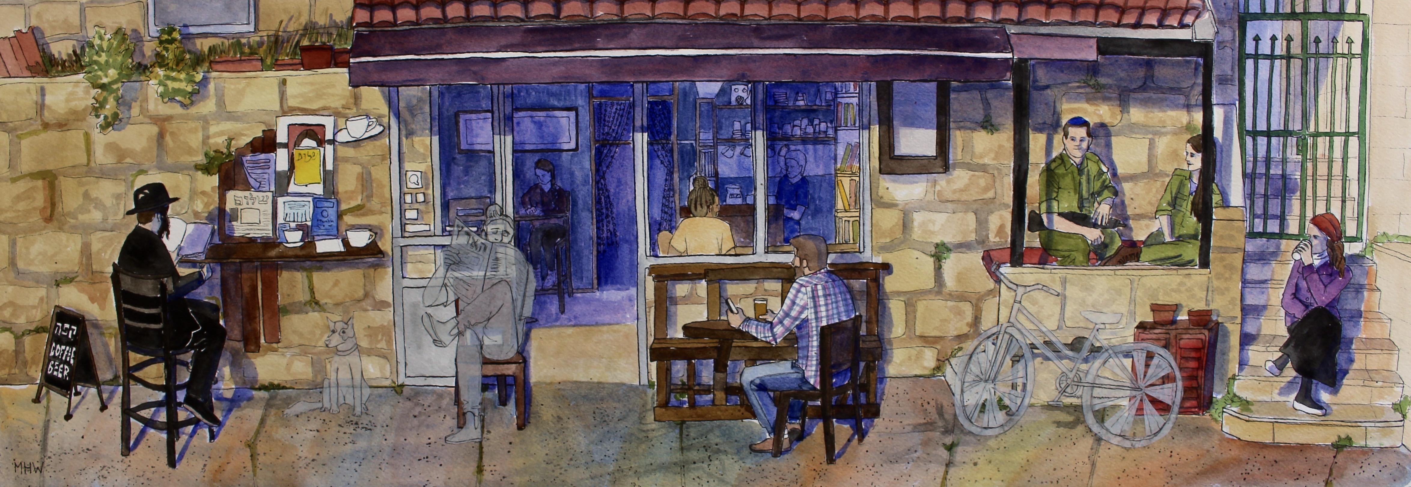 Y Cafe/Bar