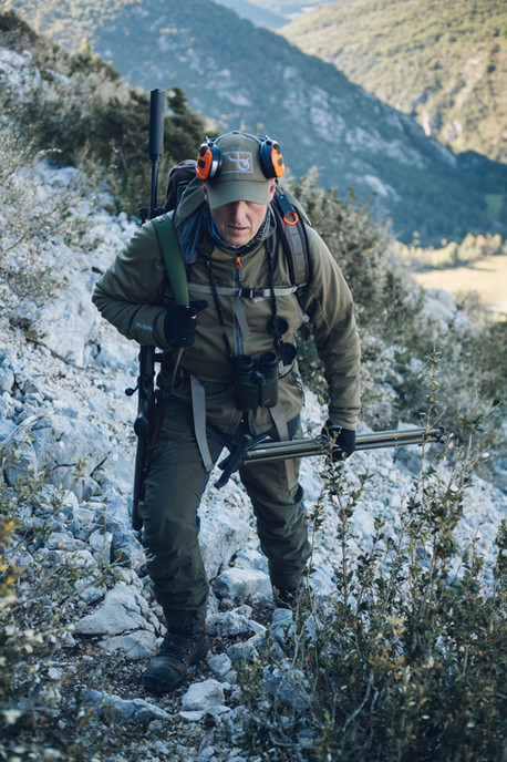 Mouflon Hunting - Merkel
