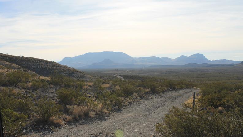 5 Acres in Terlingua Ranch