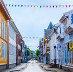 pueblo noruego