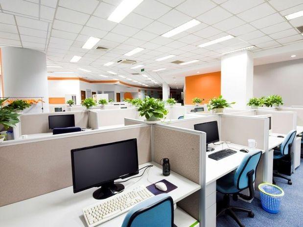 plantas de oficina