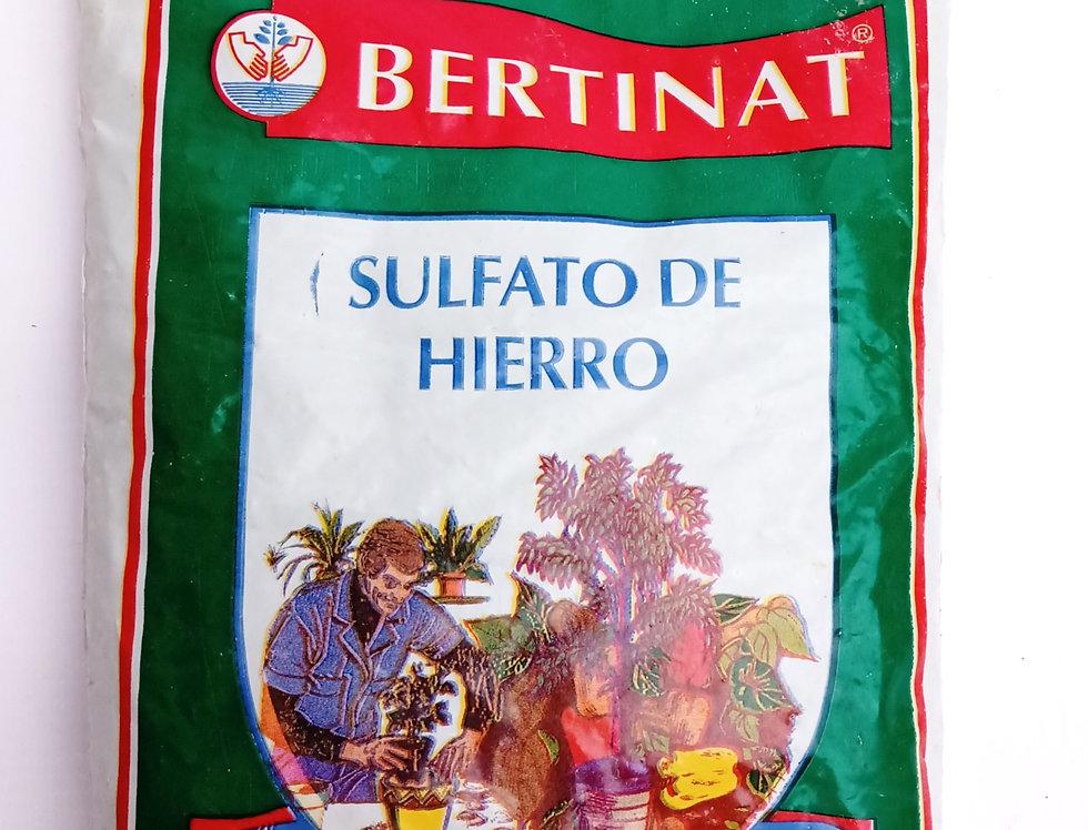 Fertilizante Sulfato de Hierro