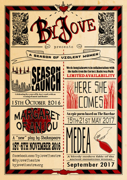 By Jove Season Poster