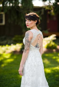 Pittsburgh Wedding Makeup Artist