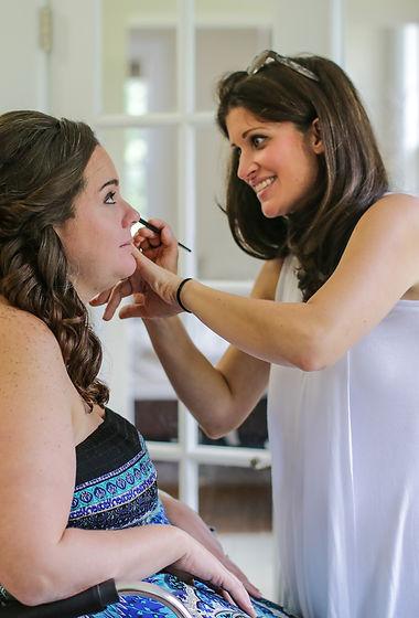 Marybeth Jl Makeup Studio Pittsburgh On Location Bridal