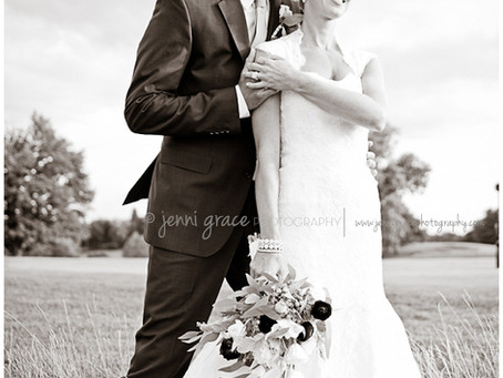 Vendor Highlight -  Jenni Grace Photography