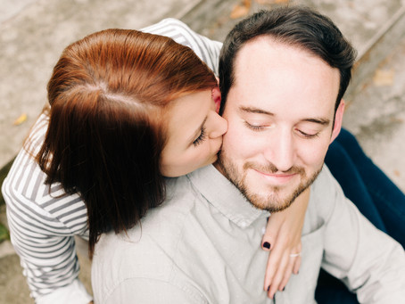 Engagement - Julie and Bob