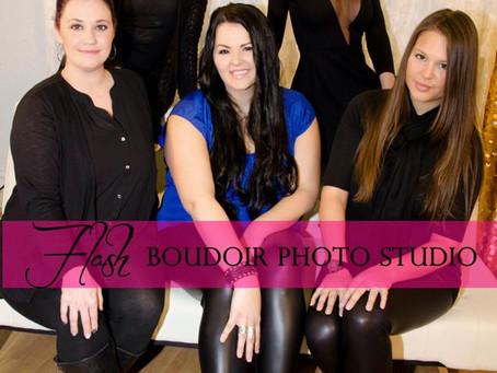 Vendor Highlight - Flash: Boudoir Photo Studio & Lingerie Boutique - KBS Photography
