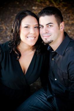 Stefanie and Dave