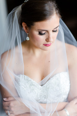 Pittsburgh Bridal Wedding Makeup