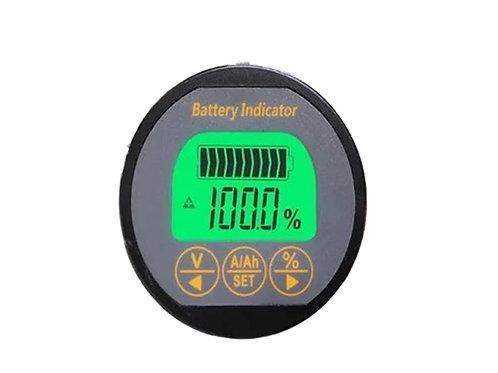 Water Proof Voltage/Battery Meter MML-CD