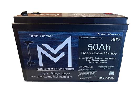 36V 50Ah Trolling Battery MML-3650N