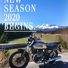 New Season 2020
