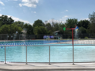 Nelson pool opens