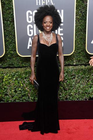 Golden Globe Awards 2018.