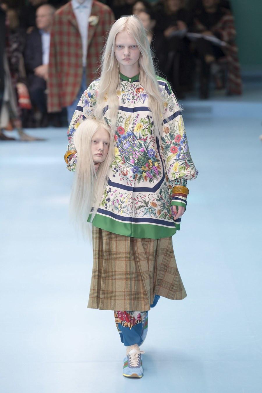Gucci Milan Fashion Week 2018