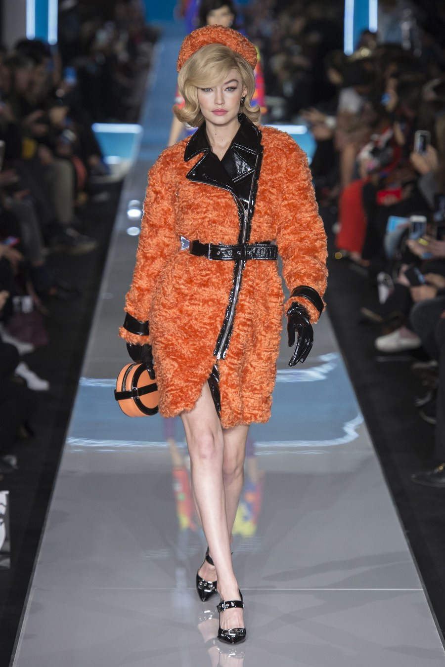 Moschino Milan Fashion Week 2018 Gigi Hadid