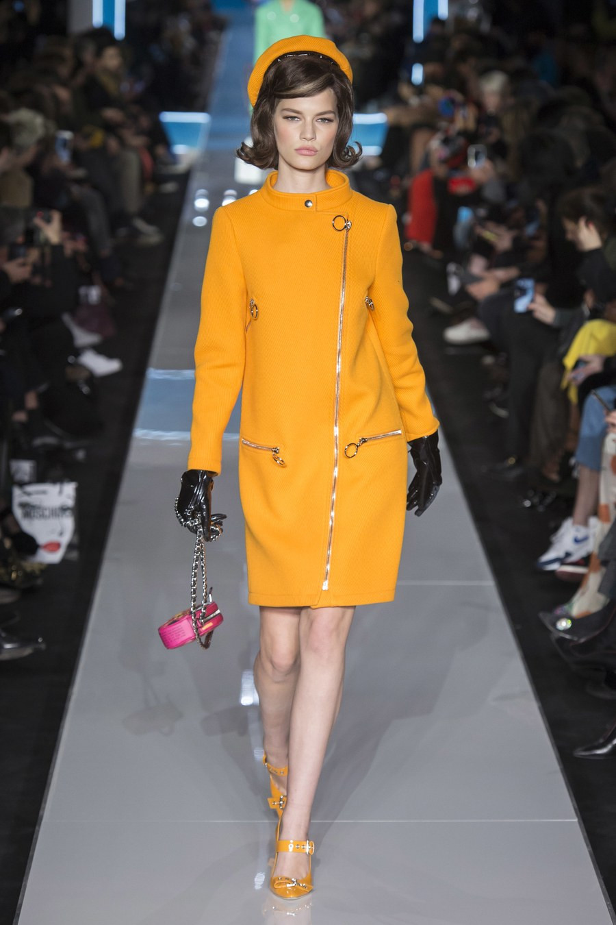 Moschino Milan Fashion Week 2018