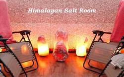 Himalayain Salt Room