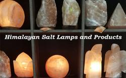 Himyalain Salt Lamps