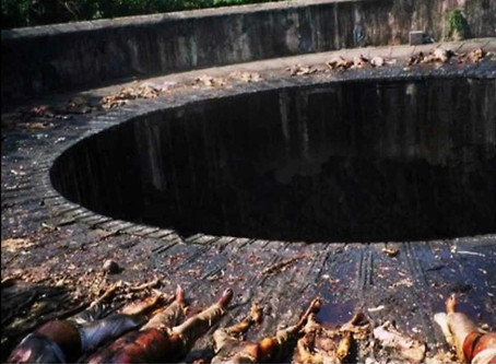 Las Torres del Silencio, el macabro rito funerario del zoroastrismo