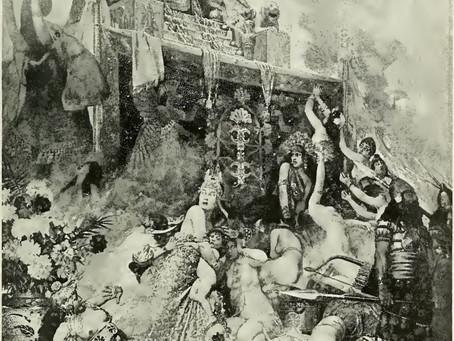 El rey de Asiria: rey del Universo, rey de las cuatro esquinas del mundo