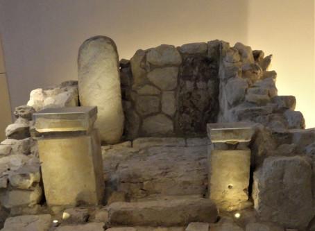 Rituales con cannabis en un templo judío dedicado a Yahvé