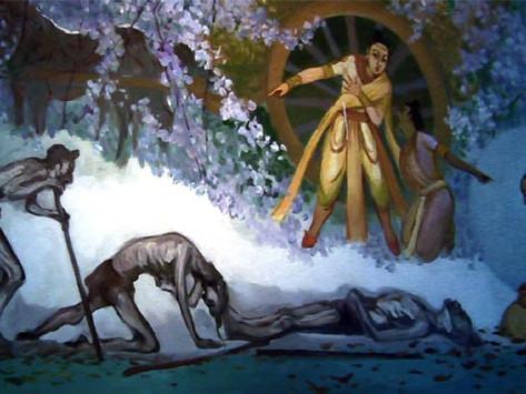 Los cuatro encuentros de Buda