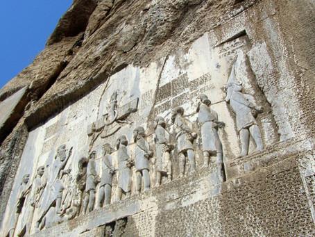 """La Inscripción de Behistún: la """"Piedra Rosetta"""" del alfabeto Cuneiforme"""