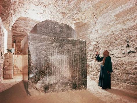 El Serapeum de Saqqara: el sitio que inspiró el mito del Laberinto de Creta