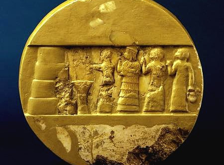 Enheduanna: la primera escritora de la Historia