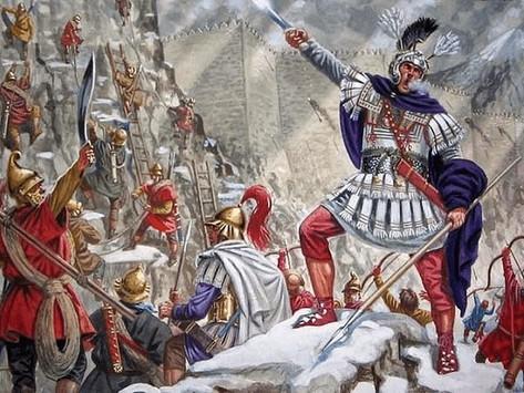 El sitio de Aornos: Cuando Alejandro Magno superó a Hércules