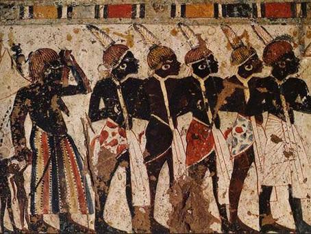 Los Medjay: los famosos guerreros nubios al servicio de los faraones