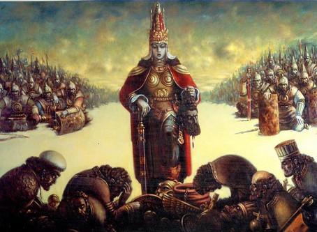 Tomiris: La reina escita que acabó con Ciro el grande