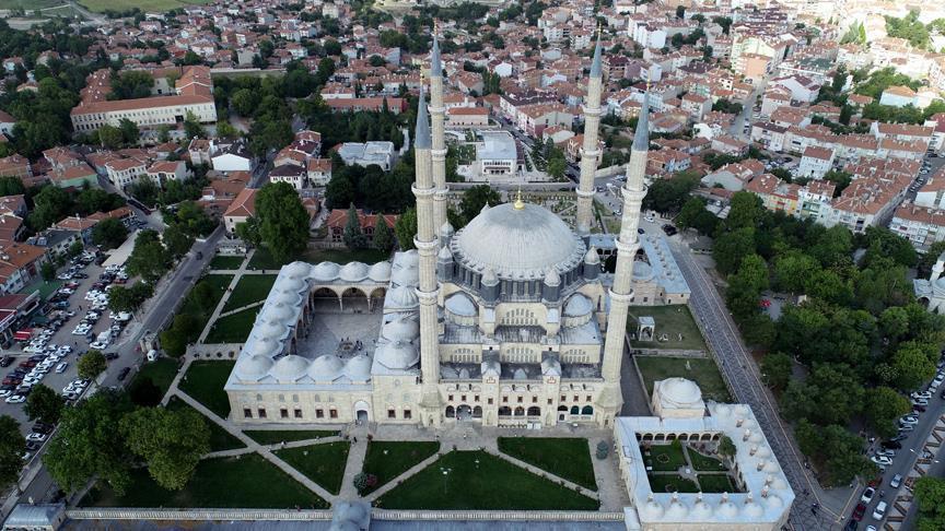 Mezquita de Selim en Edirne