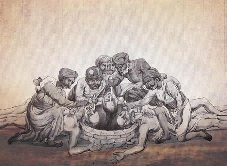 Los Thugs: la secta de asesinos adoradores de la diosa Kali