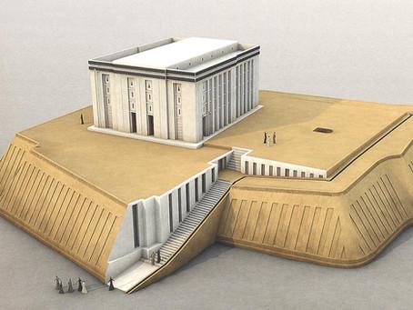 El Templo Blanco de Uruk