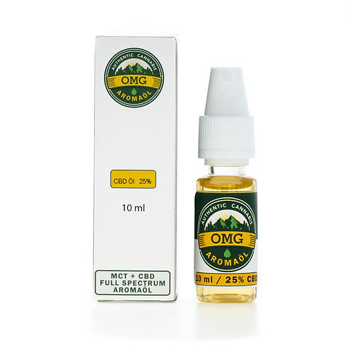 CBD Aromaöl OMG 10ml - 25%