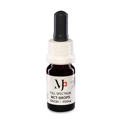 CBD Aromaöl Marry Jane 30% 10ml - MCT-Öl