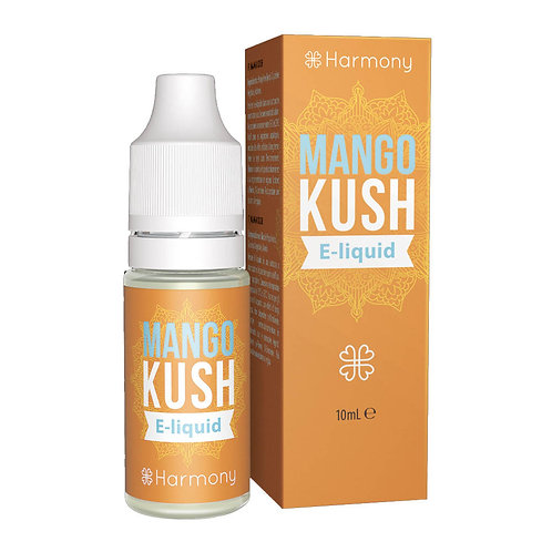 Harmony Mango Kush CBD E-Liquid 10ml - 3% 30mg pro ml