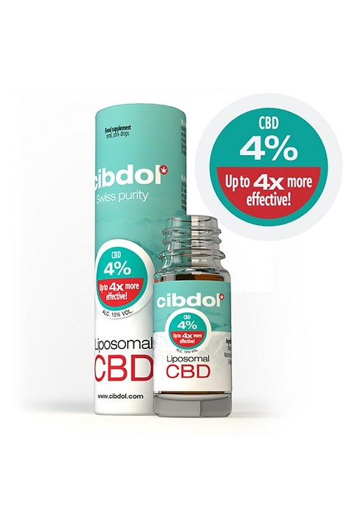 Liposomales CBD Öl 4%