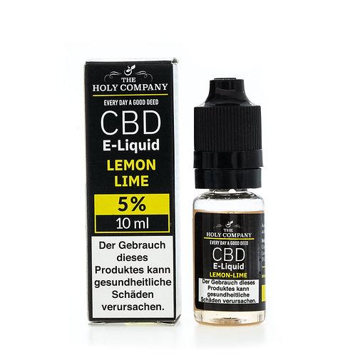 The Holy Company E-Liquid 5% - 10ml - Lemon-Lime