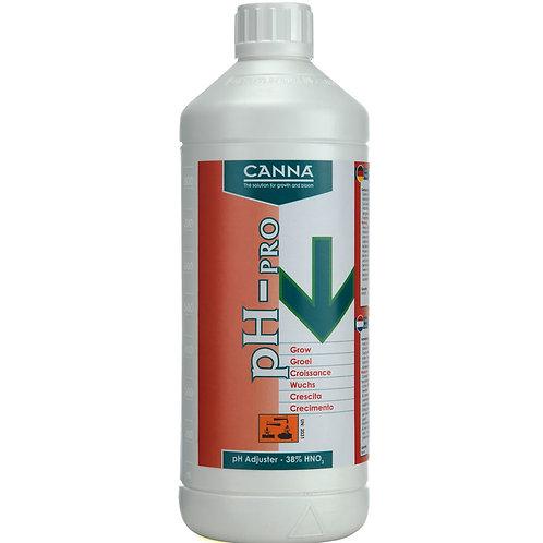Canna pH- Wuchs Pro 1 Liter