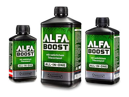 Growsartig Alfa Boost Pflanzenhilfsmittel